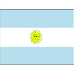 Drapeau Argentine