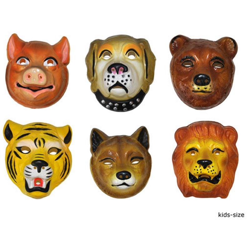 Masque Coque Animaux