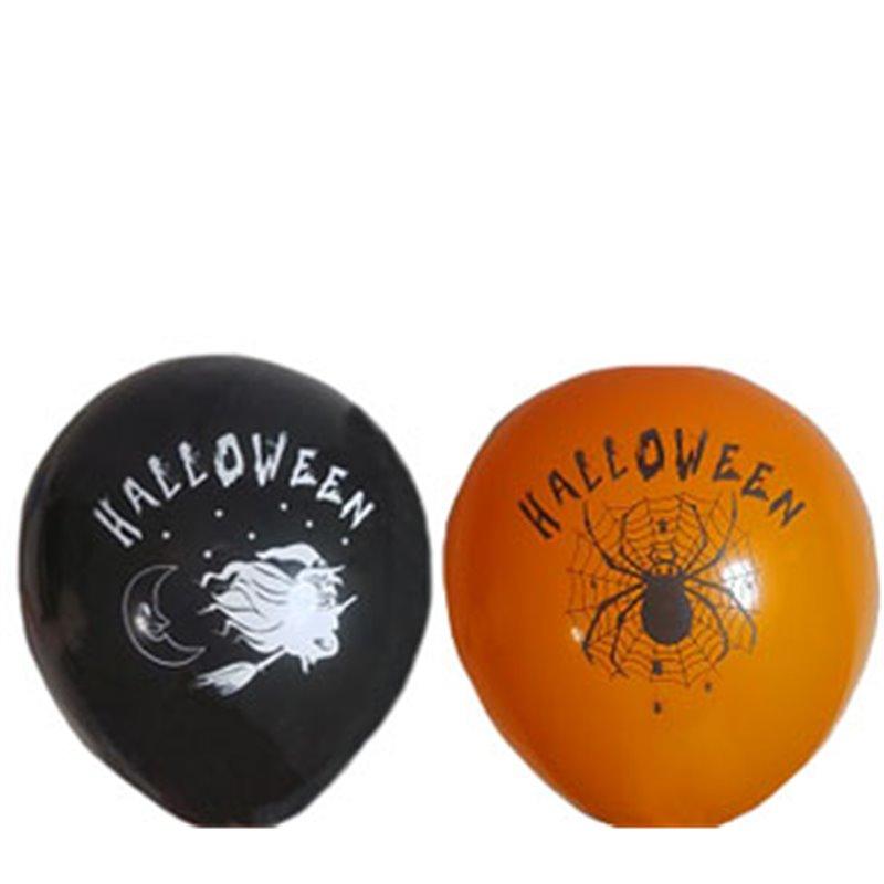 Ballons Halloween (lot de 5)