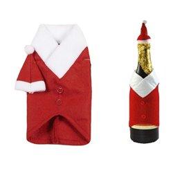Couvre-Bouteille Père Noël