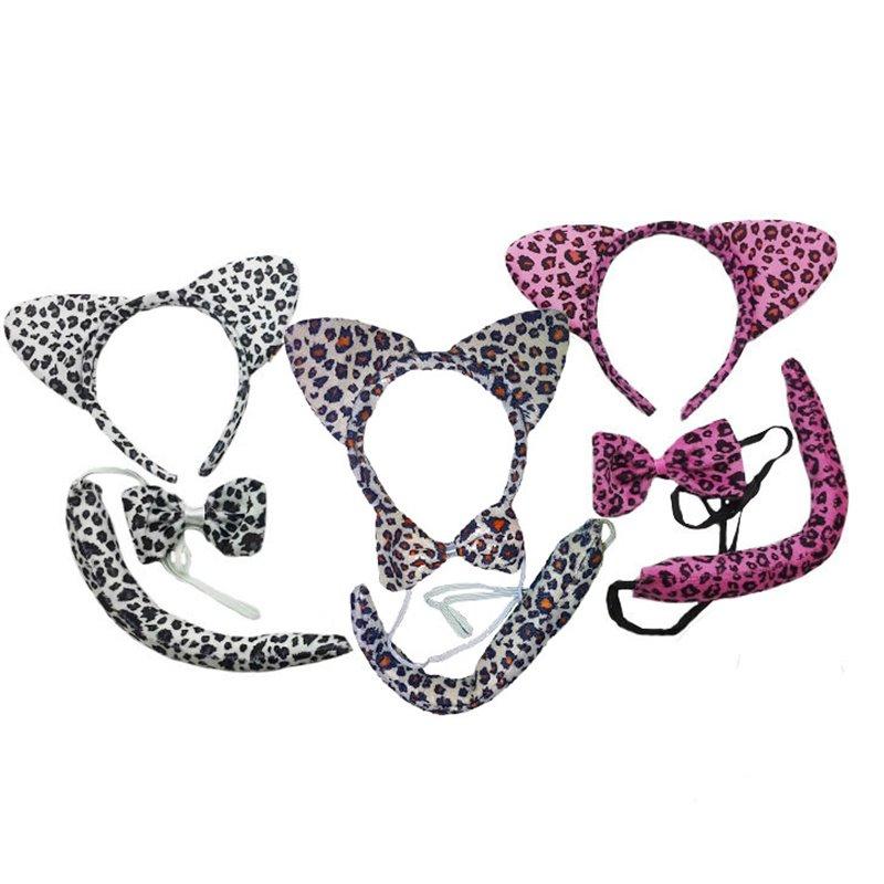 Set de déguisement léopard