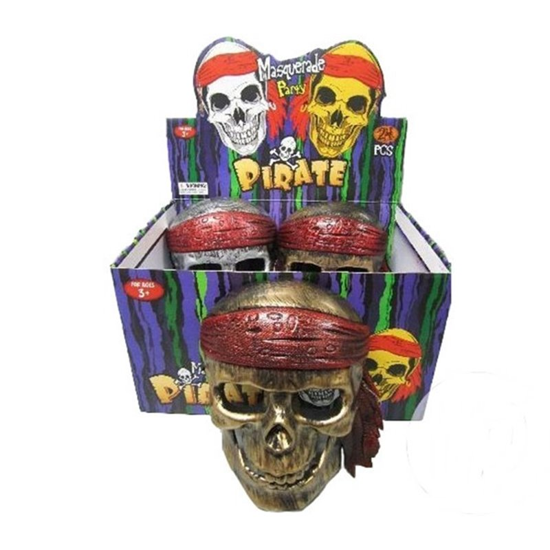 Masque de pirate avec bandana