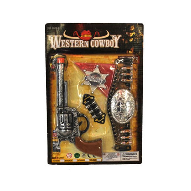 Kit Accessoire de Cowboy
