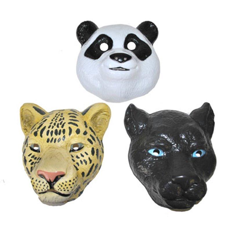 Masque Coque Animaux Sauvages