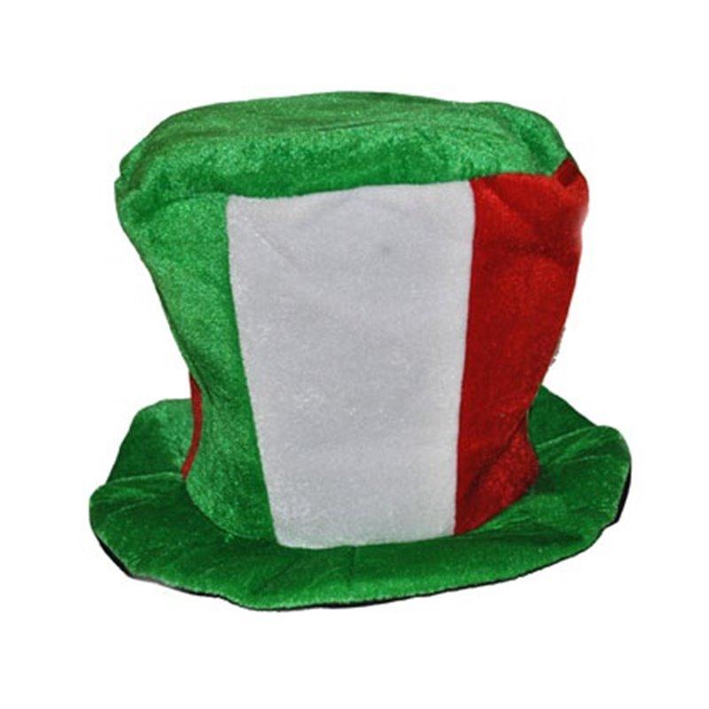 Chapeau Haut de Forme Italie en Mousse
