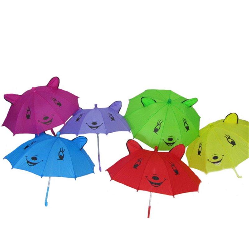 Parapluie Animaux pour Enfant de Coloris Différents