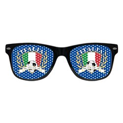 Lunettes Grille Italie