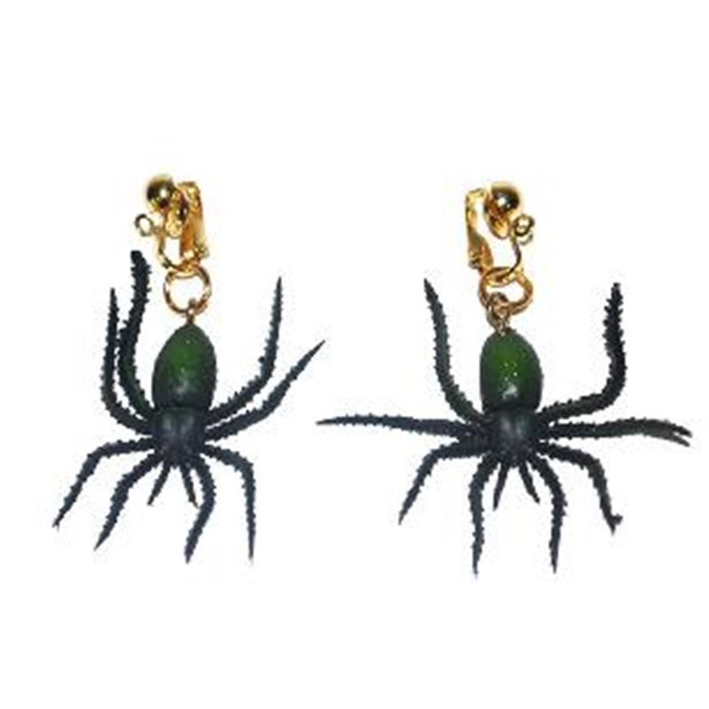 Boucles d'Oreille Araignée