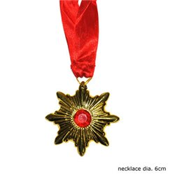 Collier Médaille de Vampire