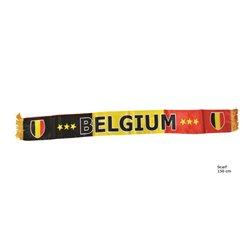 Écharpe Belgique en Polyester