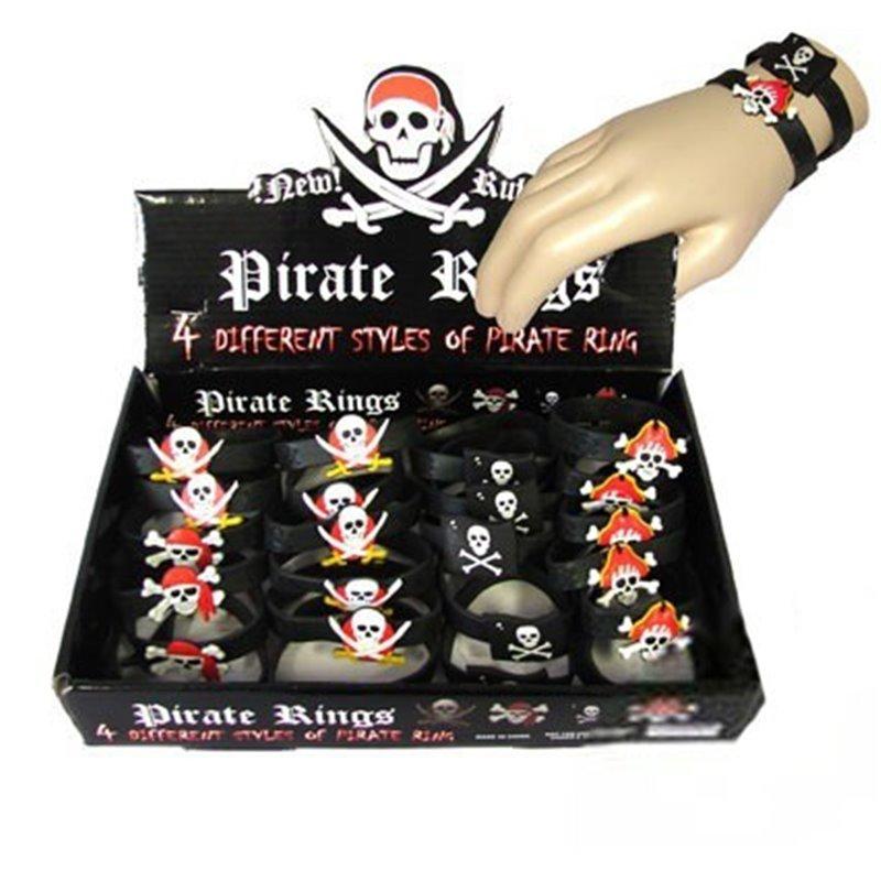 Bracelet Pirate de Motifs Différents