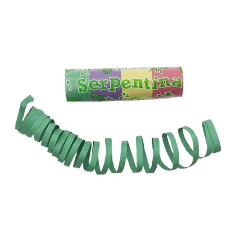 Rouleau avec 20 Serpentins de Coloris Différents