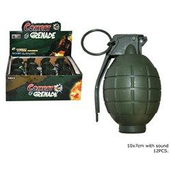 Grenade Factice avec Système Sonore