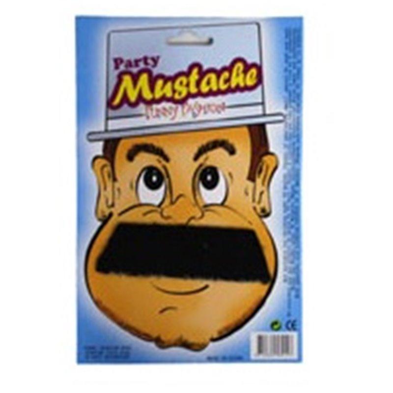 Fausse Moustache mix Différents Modèles