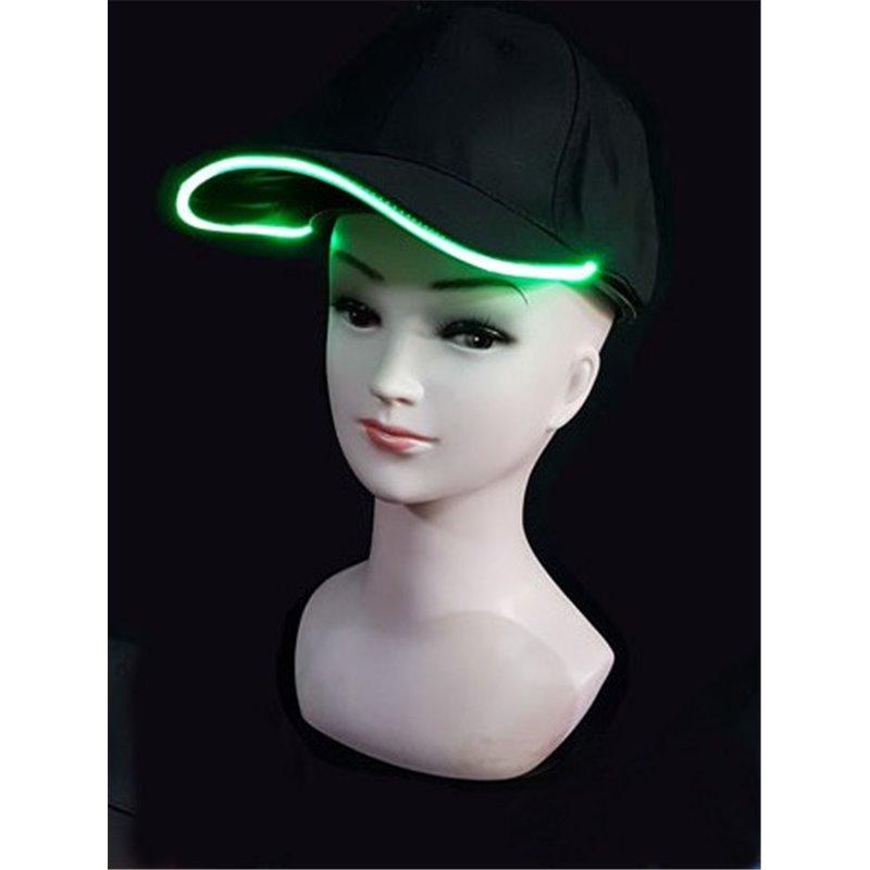 Casquette Lumineuse LED
