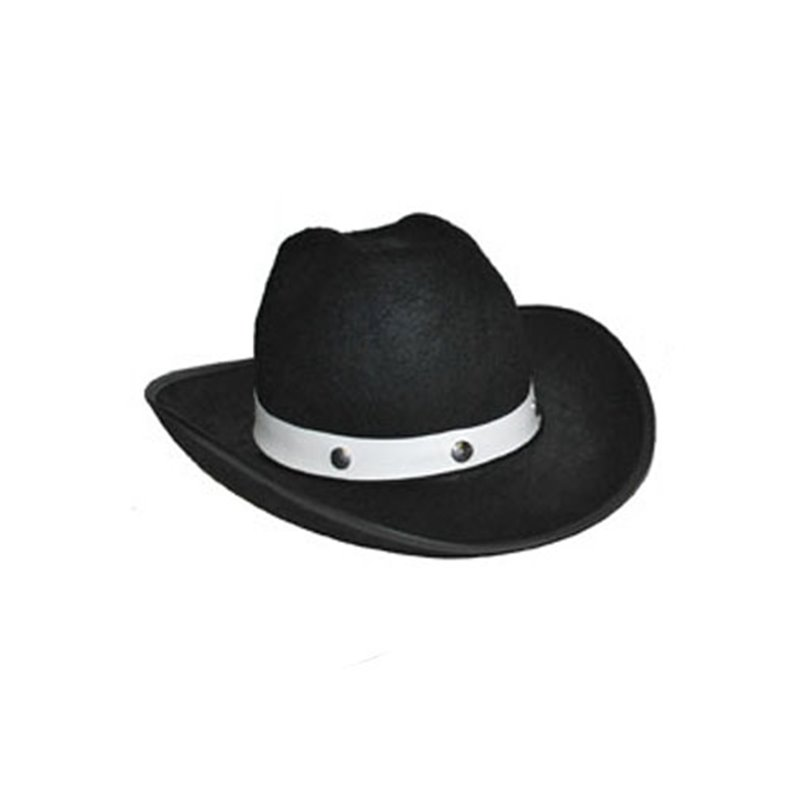 Chapeau de cowboy en feutrine