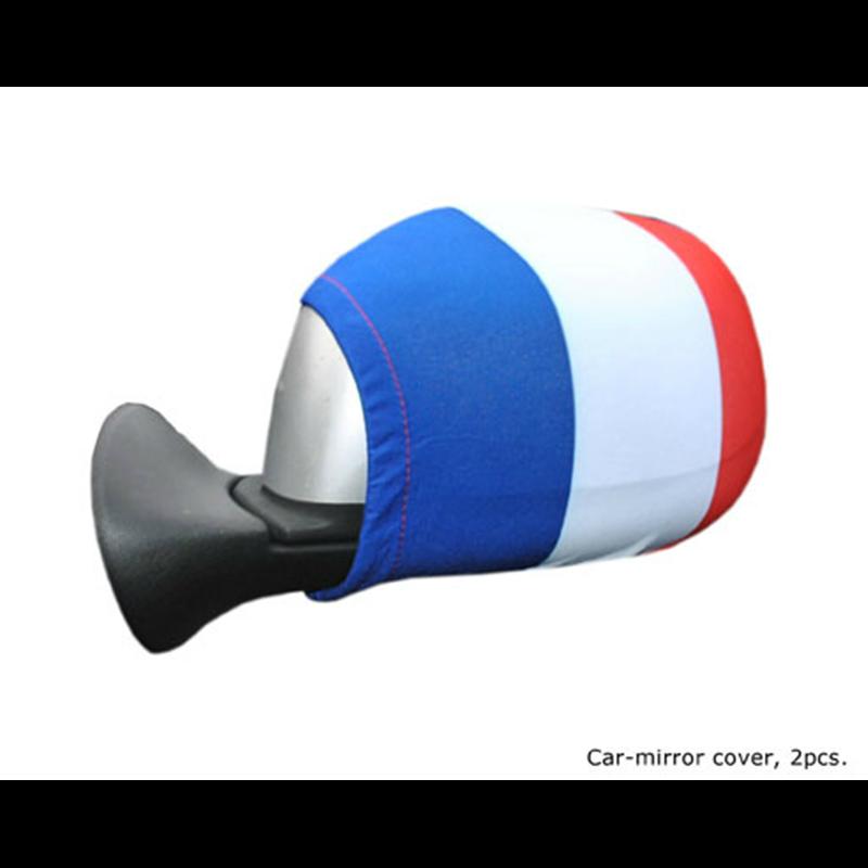 Paire de Chaussettes pour Rétroviseurs Modèle Drapeau Pays