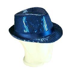 Chapeau Tribly Borsalino à Sequins de Coloris Différents