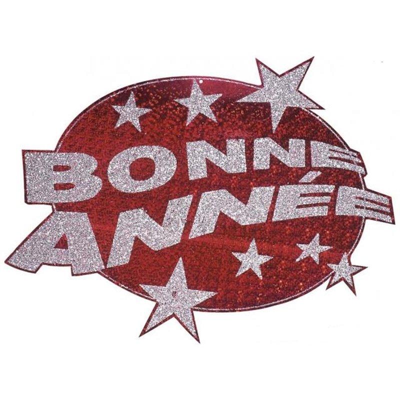 """Décoration Murale """"Bonne Année"""""""