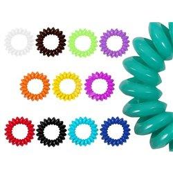 Chouchou ou bracelet en spirale