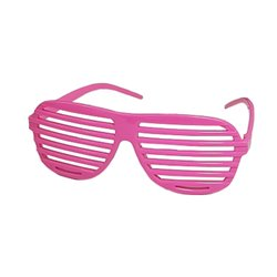 Lunettes store fluo Mix
