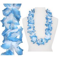 Collier Tahiti 40 Fleurs 80 mm de Différentes Couleurs