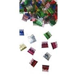 Confettis de table différentes formes