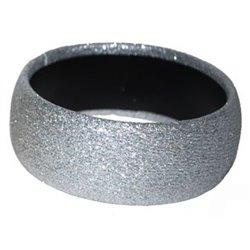 Bracelet Rond à Paillettes Or et Argent