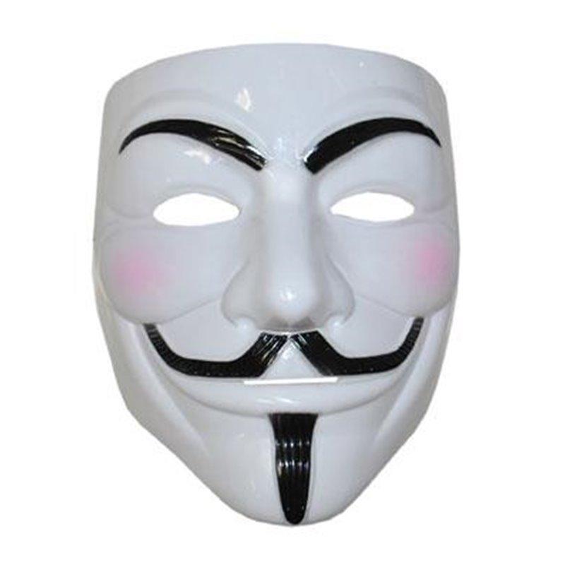 Masque Coque Anonymous avec Élastique