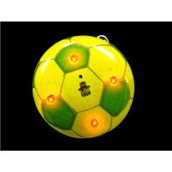"""Badge Led Magnétique """"Football"""" de Différentes Couleurs"""
