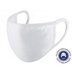 masque grand publique catégorie 1 UNS1 garantie 100 lavages