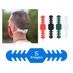 Ajusteur de masque 4 positions plusieurs coloris dinsol