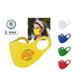 Masque hygiénique élastique enfant réutilisable fent