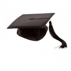 Chapeau étudiant lauréat luxe
