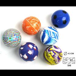 Balle rebondissante mix