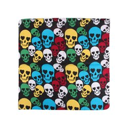 Bandana Crâne en couleurs