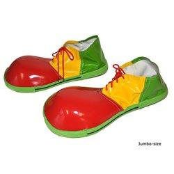 Paire de Chaussures de Clown Géante