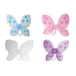 Ailes de fée papillon 42cm