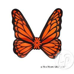 Ailes de papillon fluorescent 76cm