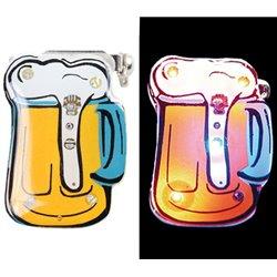 """Badge Led """"Pinte de Bière"""""""