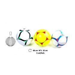 Ballon de Football Taille 5 Imitation Cuir
