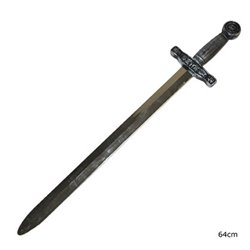 Épée de Chevalier en Plastique
