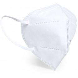 Masque auto-filtrant ffp2 blanc tensil