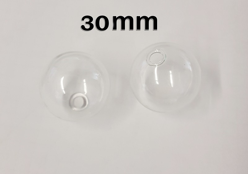 Globe en verre 30mm