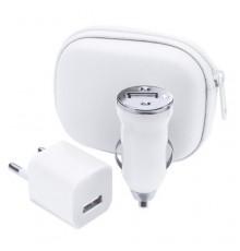 Set Chargeurs USB Canox