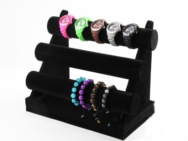 Présentoir Montres ou Bracelets Noir