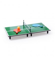 Mini Table Ping Pong Oyun en Bois