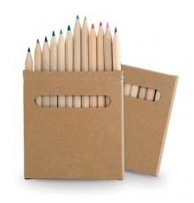 Boîte de 12 Crayons de Couleur Boys