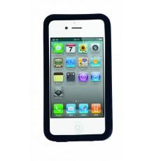 Étui iPhone Zora de Couleur Noir