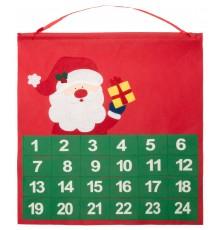 Calendrier de l'Avent Betox à Motif Père Noël